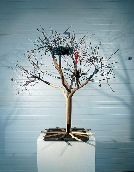 tree of rakes